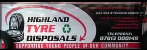 Highland Tyre Disposals
