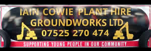 Iain Cowie Plant Hire